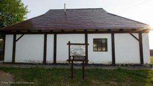 Ba'al Shem Tov Shul, Medzibuzh, Ukraine - (C)Andy Alpern - sukkah360.com