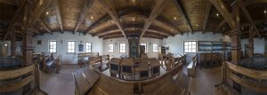 Ba'al Shem Tov Synagogue, Ukraine - 360 Degree Panorama - sukkah360.com