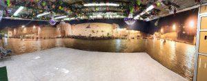 Kotel Western Wall Panoramic Sukkah Panel