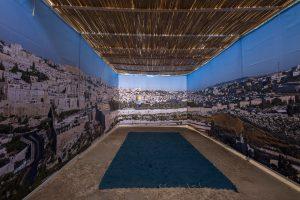 Old City Jerusalem Panoramic Sukkah Kit