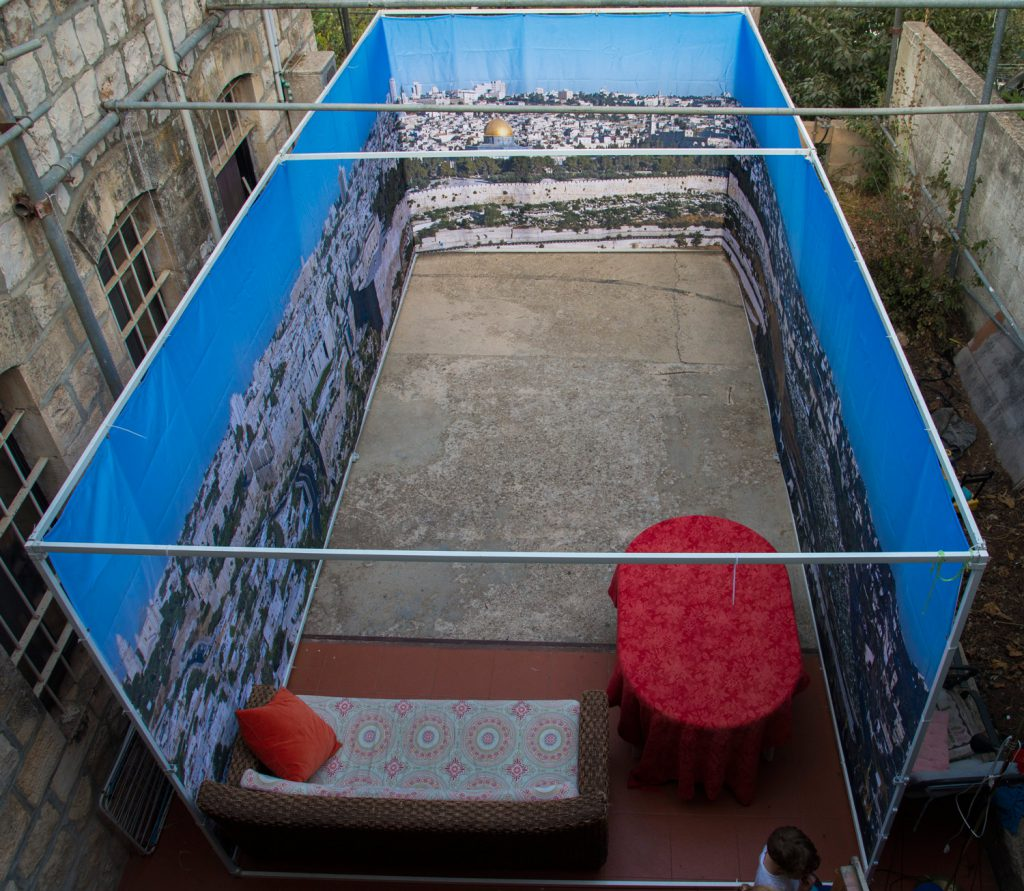 Buy Sukkah Online Old City Jerusalem Panoramic Sukkah Kit