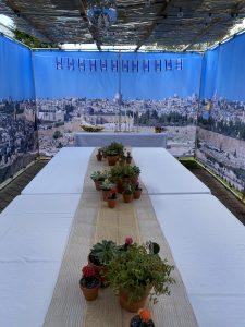 Jerusalem Panoramic Sukkah - Buy Sukkah Online 2021